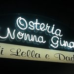 Osteria Nonna Gina