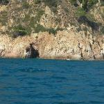 mysery cave???  go on one of the beach front boats