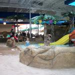 Φωτογραφία: Clarion Hotel Palm Island Indoor Waterpark