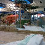 Foto van Clarion Hotel Palm Island Indoor Waterpark