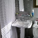  Small Bathroom but very clean!