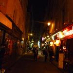 Foto de Left Bank - St Germain Des Pres B&B