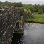 The bridge at Loch Sheil