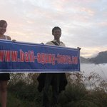 BALI AGUNG TOURS on Top of Mt. Batur