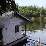  Our room on the river Kwae