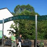 Start the West Highland Way here!