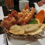 Mixed Tempura