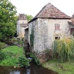 Old Mill, St Jean de Cole