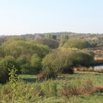View of Sandwell Valley from Forge Lane Pool