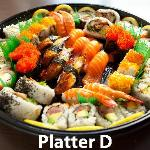  Platter D
