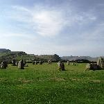 Standing Stones within walking distance