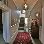 Entrance Hall at Belmont House