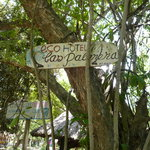 Las Palmeras Eco-Hotel
