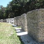  view of one side of slave row
