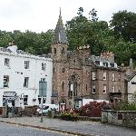 Local establishments in Dunkeld