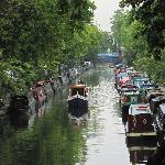 canal nearby