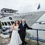 OUR WEDDING YACHT