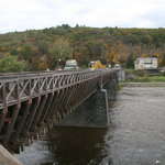 Roebling Aqueduct Suspension Bridge