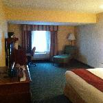 Holiday Inn Express Mt. Pleasant-E Huntingdon resmi