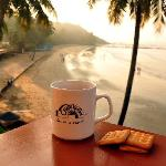 Good morning, Goa