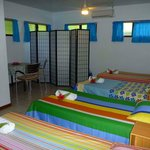  Dormitory room has kitchennette and ensuite also