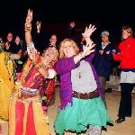  Folk Music &amp; Rajasthani Dance at Sand Dunes