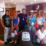 Premier Inn Team - Charity Sports Day in aid for WaterAid