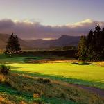 Golf at Gleneagles