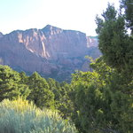 Kolob Canyons
