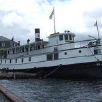  Katahdin at harbor in Greenville, ME
