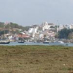  Alvor taken from beach