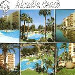 the hotel alcudia beach apart/hotel