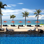 Strand Pool and Beach St. Regis Bali