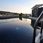 Rooftop pool free of charge for guests