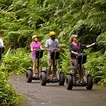 Photo de Segway Off Road at Botanical World Adventures