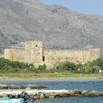 The castle which gives Frangokastelo its name