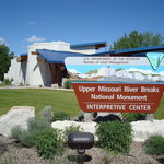 Missouri Breaks National Monument Interpretive Center