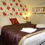 A comfortable bed after enjoying the sights of Blackpool