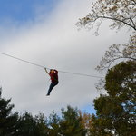 Asheville Zipline Canopy Adventures