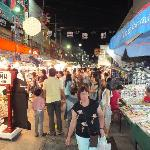 Hua Hin Night Market..!