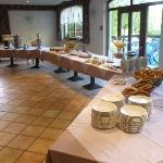  buffet di colazione