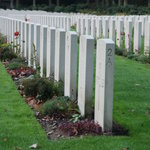 The Commonwealth War Cemetery at Oosterbeek