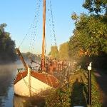 Sunny Mornings on the Medway