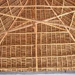 the new bungalow makuti roof