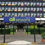 ALL SEASONS HOTEL MILANO AGRATE BRIANZA