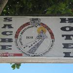 Hotel Sacbe is 1.5 km from the Coba ruins, on the main road from the coast.