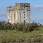  Ford&#39;s Grain Silo at Avonmouth Docks