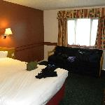 Days Inn Abington M74照片