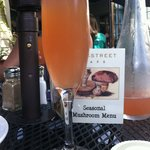 Love the Pink Mimosas to Honor Breast Cancer Awareness