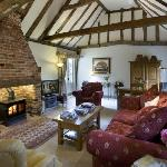 Blaize Barn Sitting Room
